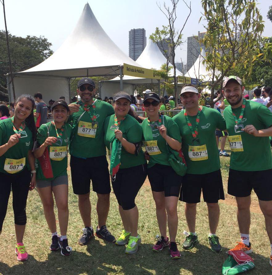 Maratona de Revezamento de São Paulo 2016