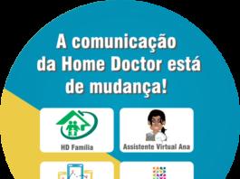 Inovações tecnológicas implantadas pela Home Doctor